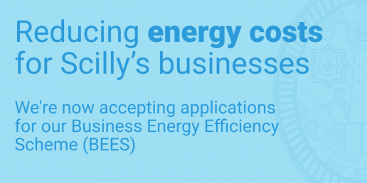 Reducing energy costs for Scilly's businesses