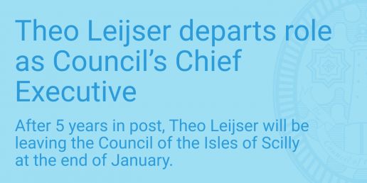 Theo Leijser departs role as Chief Executive