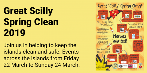 Great Scilly Spring Clean 2019