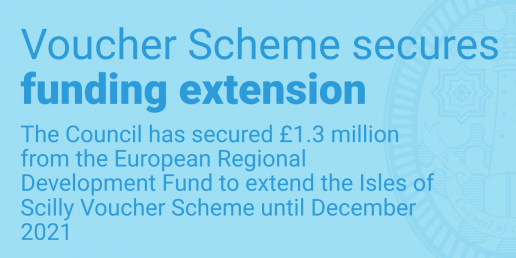 Isles of Scilly Voucher Scheme secures funding extension