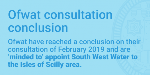 Ofwat consultation conclusion