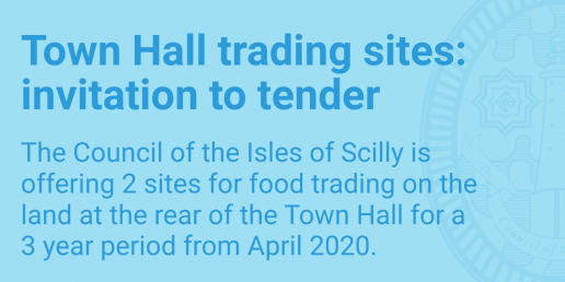 Town Hall trading sites