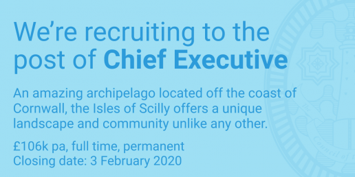 Chief Executive recruitment