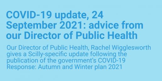 COVID-19 Update 24 September