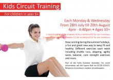 Kids Circuits Poster